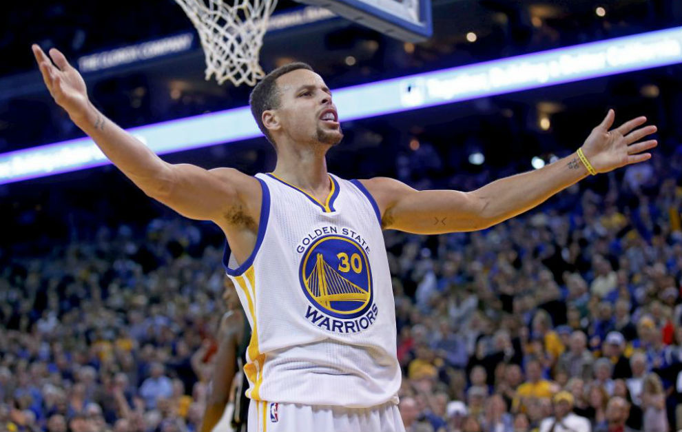 3-Stephen Curry (Warriors)