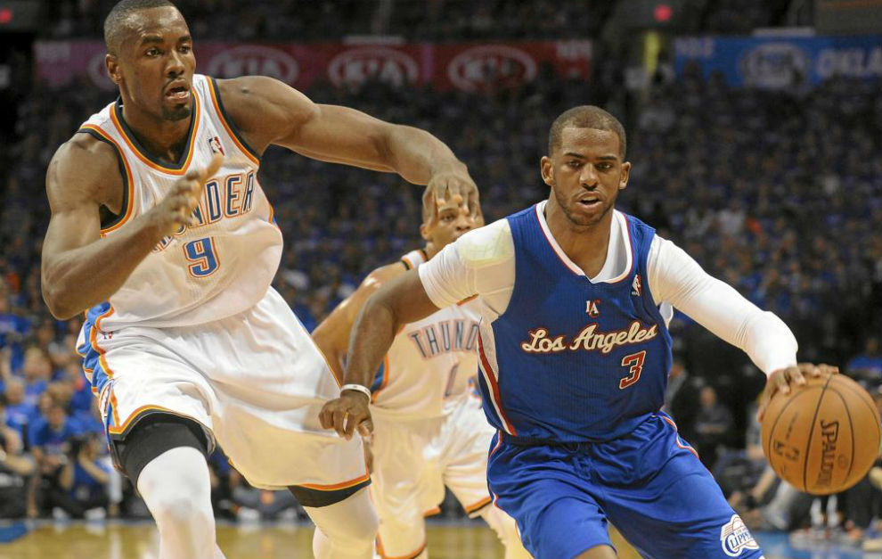 4-Chris Paul (Clippers)