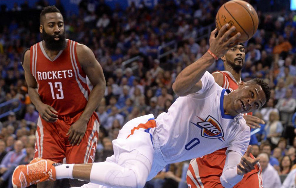 5-Russell Westbrook (Thunder)