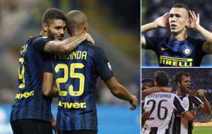 El Inter no ganaba en Liga a la Juventus desde 2012.