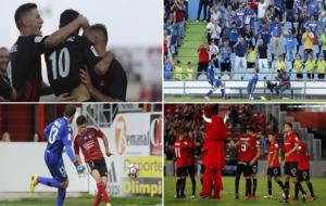 La revelaci�n Reus, el gol tonto de la jornada y Getafe y Mallorca...
