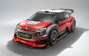 Citro�n C3 WRC Concept