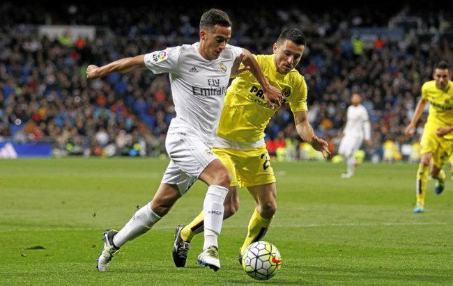 Real Madrid vs Villarreal en directo