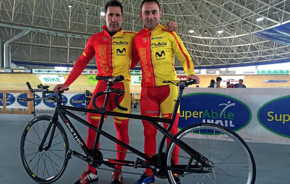 José Antonio Escuredo y José Enrique Porto, el pasado marzo en el...
