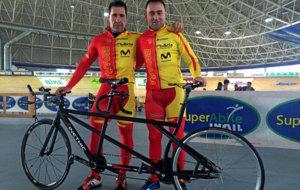 Jos� Antonio Escuredo y Jos� Enrique Porto, el pasado marzo en el...