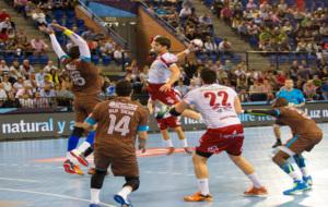 V�cto Vigo, en un partido contra el Porto portugu�s en la pasada...