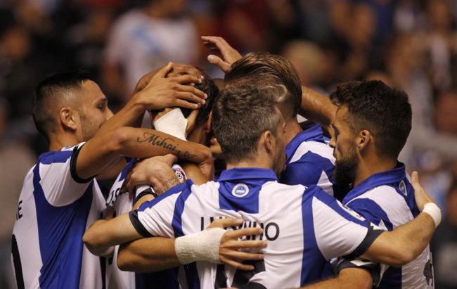 Deportivo vs Leganés en directo