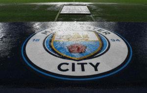 Escudo del Manchester City.