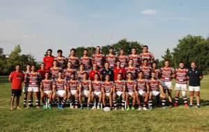 Formaci�n oficial de la plantilla de Sanitas Alcobendas Rugby 2016/17