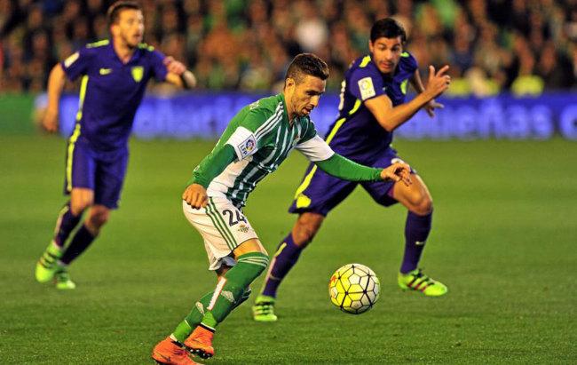 Betis vs Málaga en directo