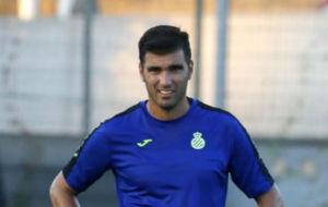 Jos� Antonio Reyes, durante un entrenamiento.