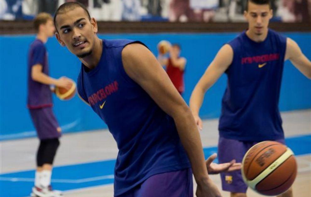 3b6de22d7 LEB Oro  La Masía del baloncesto  las estrellas del Barcelona que ...