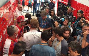 Iannone anuncia que no correr� en Motorland Arag�n.