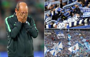 Viktor Skripnik, destituido del Werder Bremen, y las aficiones de...