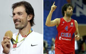 Fabian Cancellara y Milos Teodosic aparecen en la quinta entrega de...