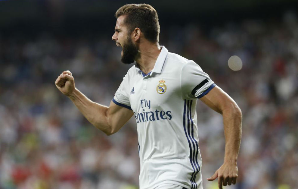 Camiseta Real Madrid Nacho