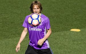Modric, que descans� ante el Villarreal, estar� a los mandos del...