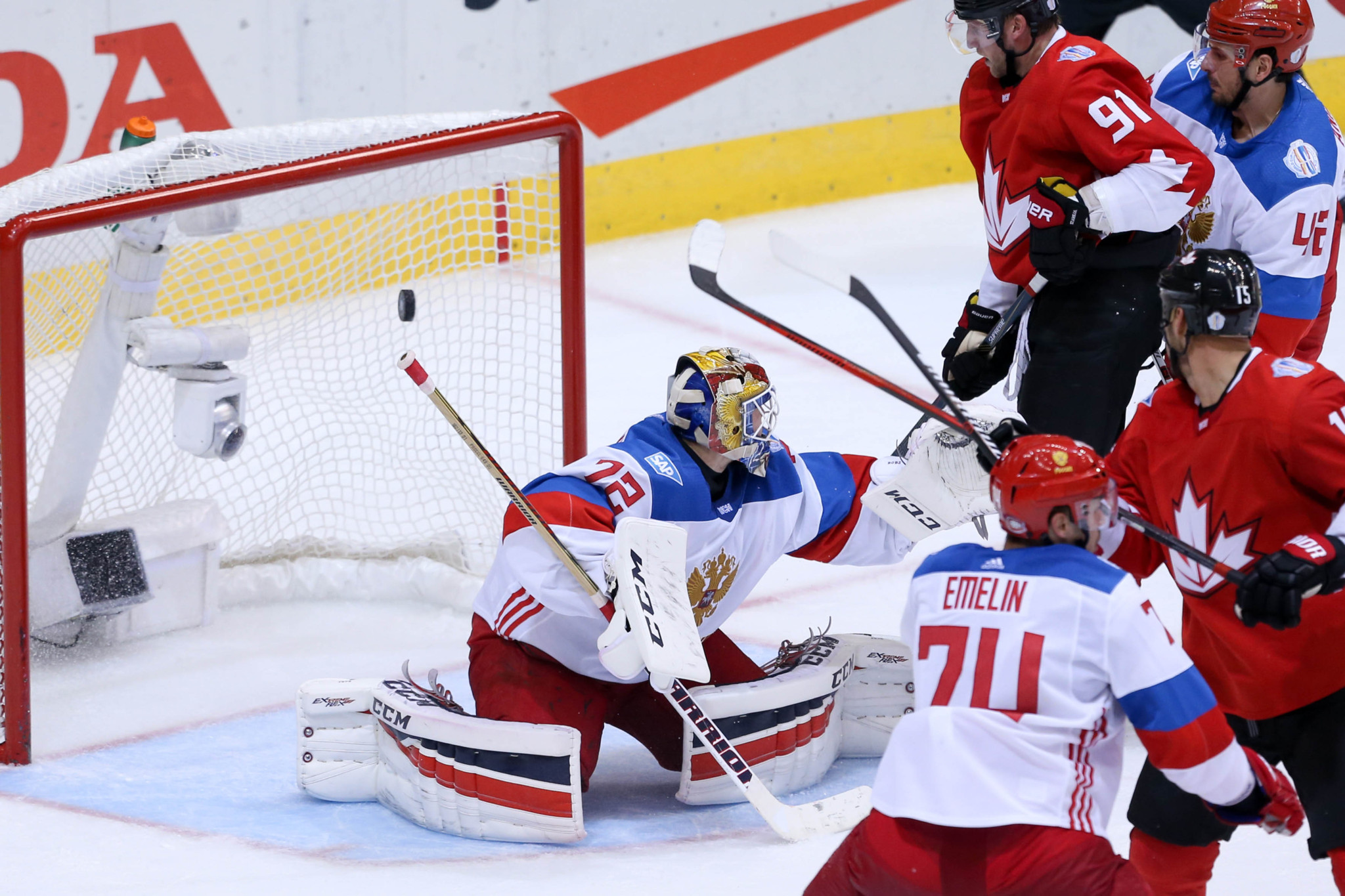 1dc991e89 Canada dump Russia to reach World Cup final
