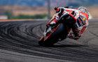 Marc M�rquez, en el Gran Premio de Arag�n