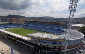 Estadio de Bala�dos.