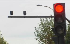 Control de sem�foro en Madrid