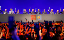 Imagen de la Asamblea de Compromisarios del a�o pasado.
