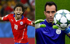 Valdivia y Bravo regresan a la selecci�n chilena.