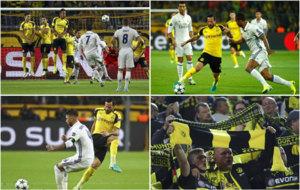 Las mejores im�genes de la visita del Madrid a Dortmund