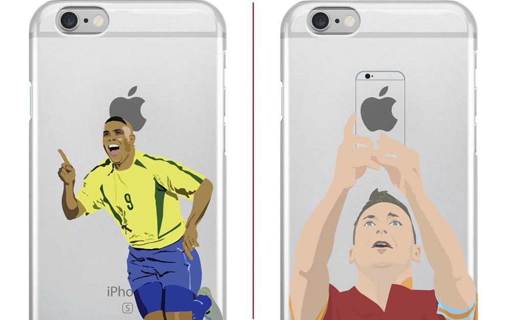 carcasas futbol iphone 7