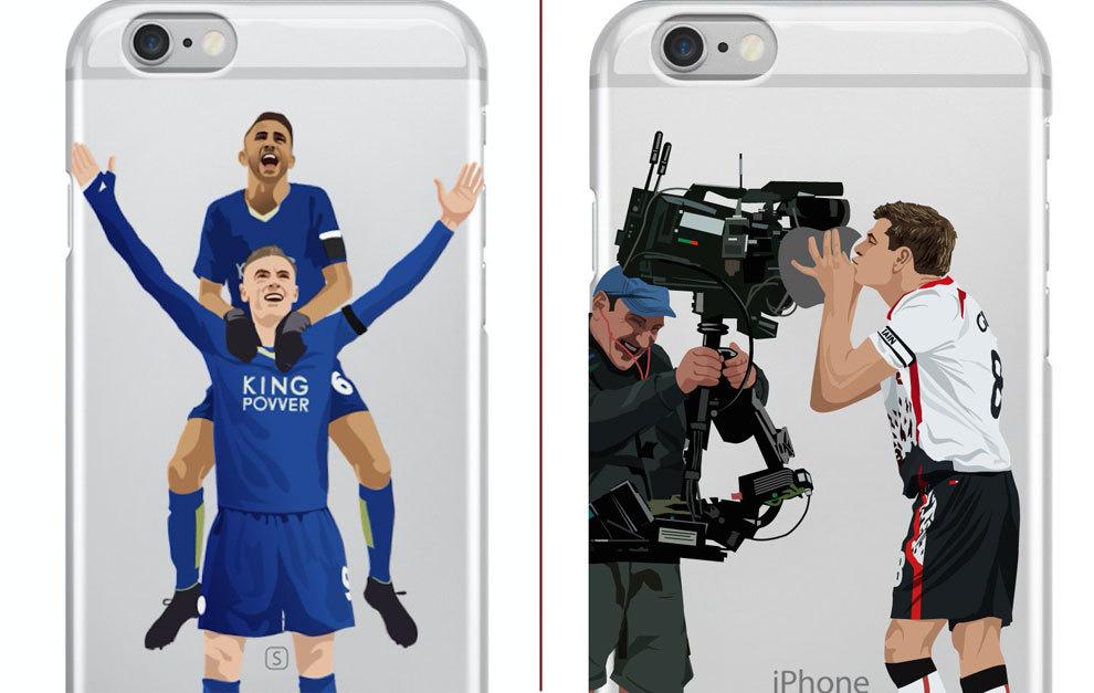 carcasas futbol iphone 6