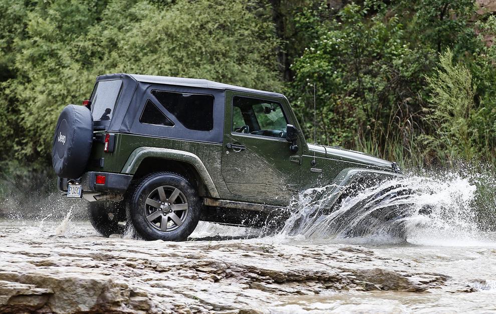 Gama Jeep 75 aniversario: mucho que celebrar | Marca.com