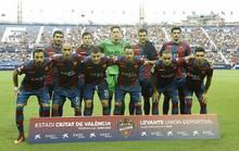 El once titular del Levante en el partido ante el Zaragoza