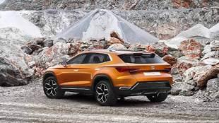 Imagen del 20V20 que comparte rasgos estéticos con los nuevos SUV de...