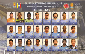 La lista de convocados de Tab�rez para la jornada doble.
