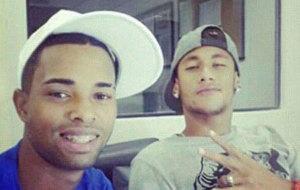 Neymar y Giva