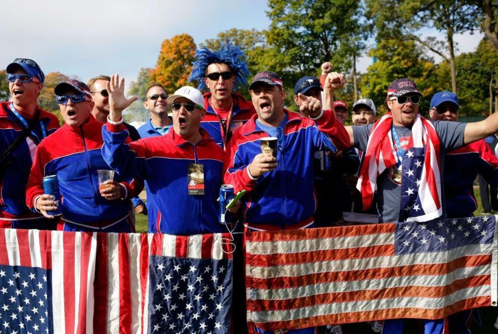 Más 'fans' para el equipo de Estados Unidos que juega en casa