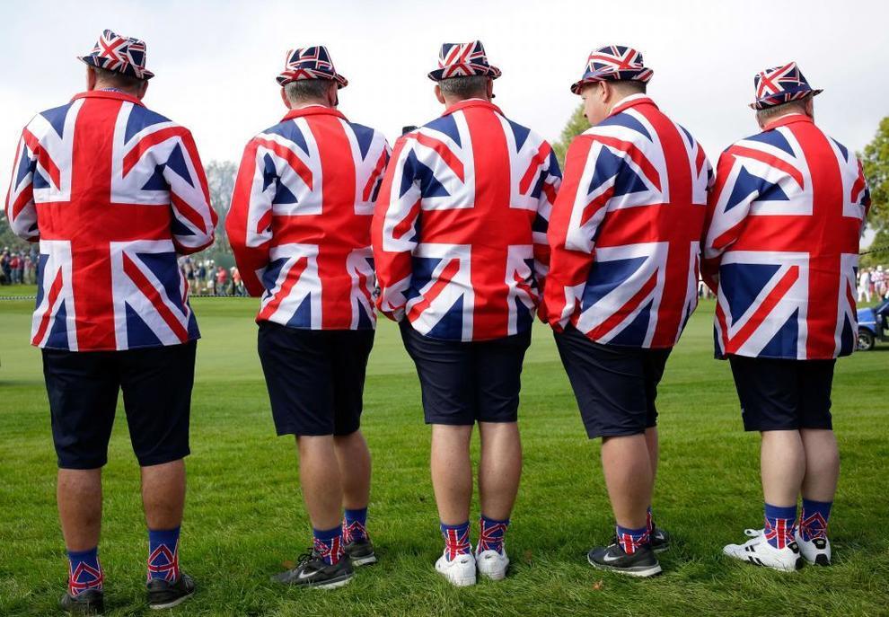 Aficionados de Reino Unido