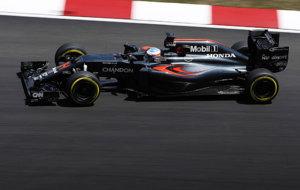 Alonso, sobre el McLaren en Sepang