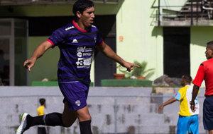 Ronaldo Pérez, el jugador asesinado.