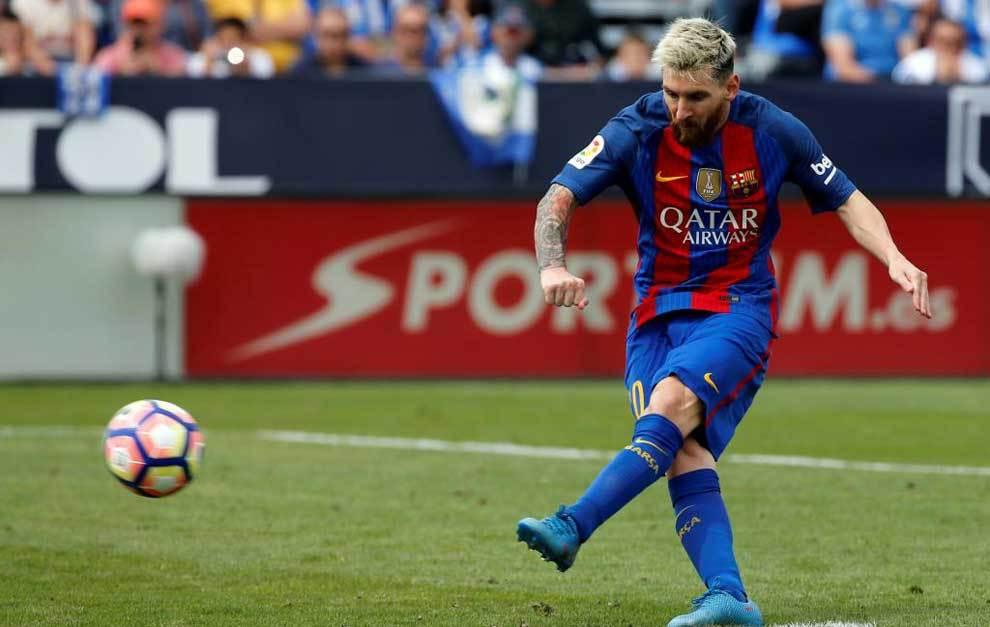 Messi sigue al frente del top de los jugones Fantasy