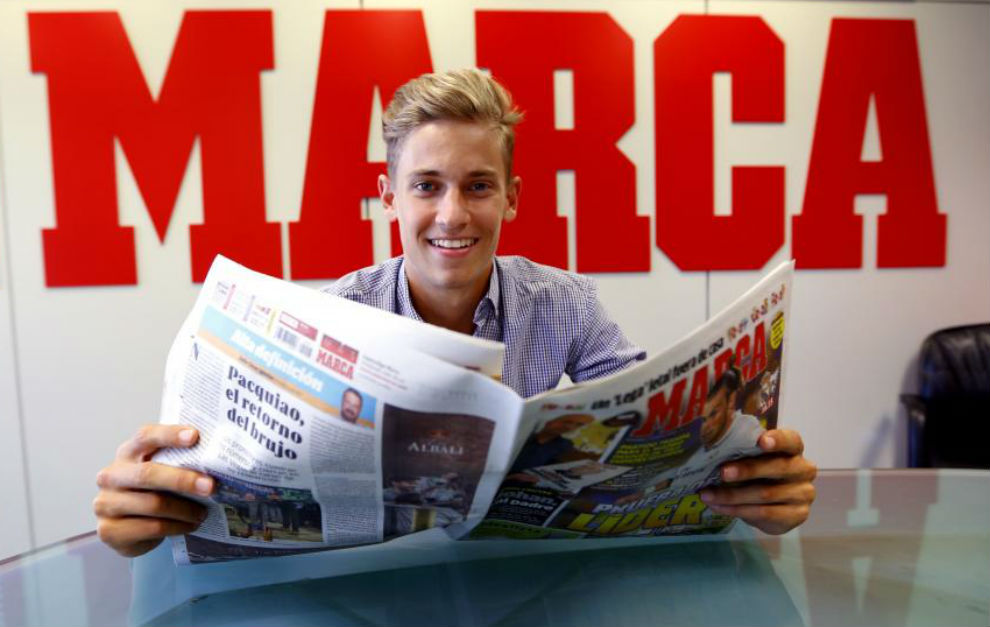 Marcos Llorente: Real Madrid players follow Paleolithic diet | MARCA ...