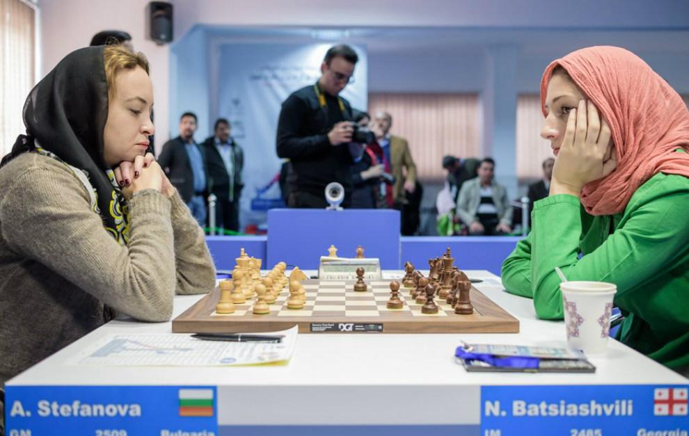 Torneo del Grand Prix en Irán el pasado mes de febrero