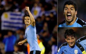 Uruguay no tuvo piedad en Montevideo.