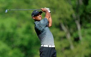 Tiger Woods, en un torneo.