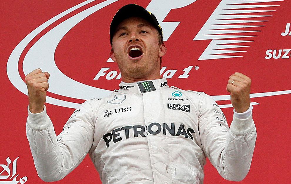 Rosberg da un paso más hacia el título