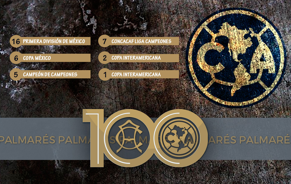 Club America Mexicos Most Successful Club Celebrates 100 Years