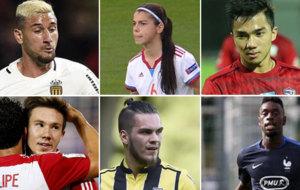 Te presentamos a los elegidos de Messi