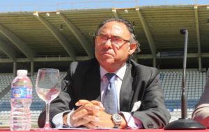 Felipe Llamazares, director general de la Cultural.