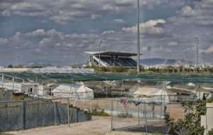 Elliniko stadium hosted the Olympics in 2004. Nowadays it hosts almost...