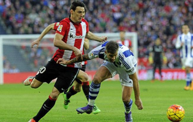 Athletic vs Real Sociedad en directo